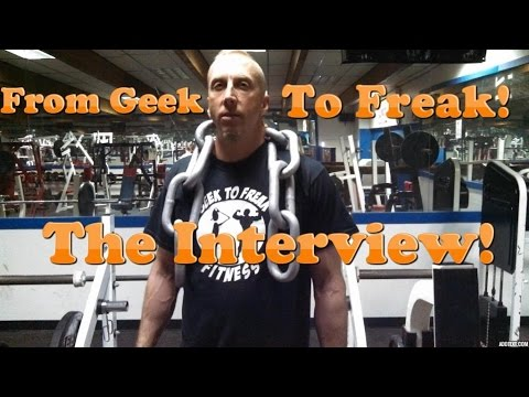 Interview with Geek to Freak Greg Chism
