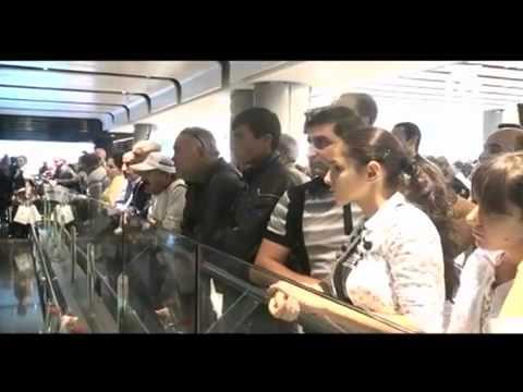 Armenia аэропорт