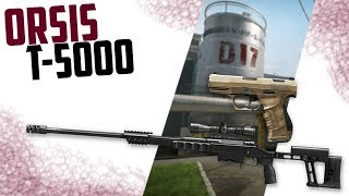 Warface best f2p sniper loadout - Orsis T-5000, P99 [Warface]