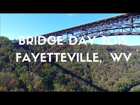 Bridge Day 2015 | New River Gorge | Fayetteville, West Virginia