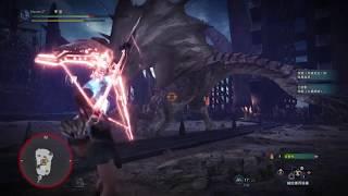 【MHW x SFV】春日野櫻套裝:亂櫻春浪漫02.討伐櫻火龍 x 星空迅擊弓I(弓)《Monster Hunter World | 魔物獵人世界》Gameplay Walkthrough