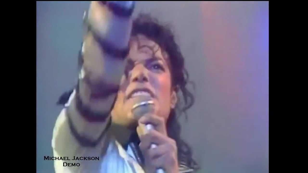 Michael Jackson - Another Part Of Me Los Angeles 1989 ( Bad Tour )