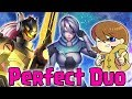 The Perfect Duo! Project Ashe & Leona Bot Lane - We're going on an Eve Hunt! Ash on LoL ♥