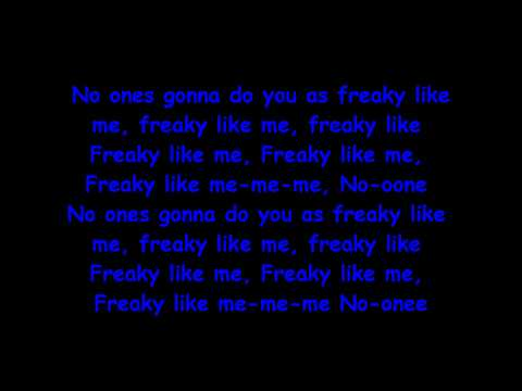 Madcon ft Ameerah - Freaky like me (lyrics)