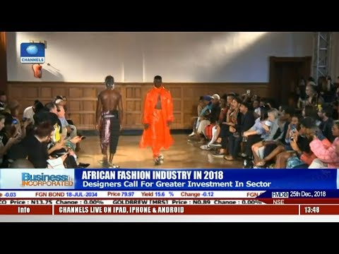 African Fashion Designers Call For Greater Investment In Sector