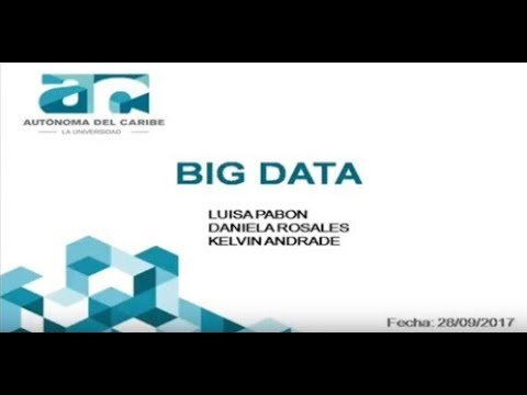 Big Data - Industrial UAC