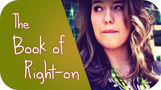 the book of right on joanna newsom cover featuring faith shaw