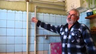 видео Отопление квартиры своими руками