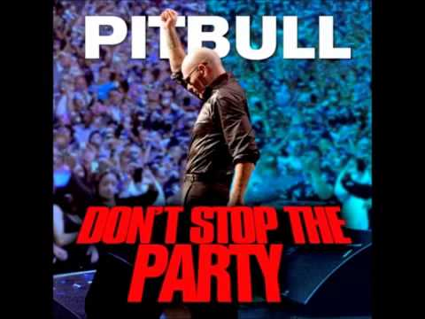 Pitbull feat. Tjr don't stop the party instrumental + free mp3.
