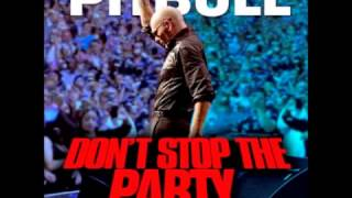 Pitbull feat. TJR - Don't Stop The Party Instrumental + Free mp3 download!