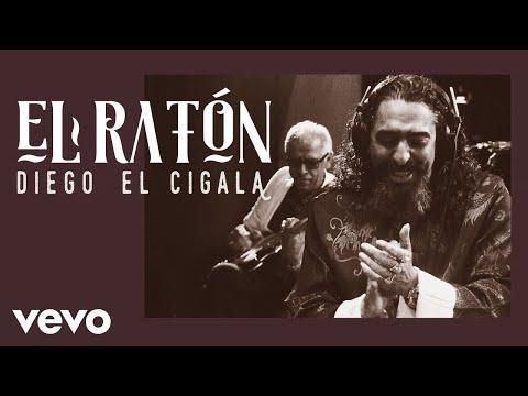 Diego El Cigala - El Ratón (Cover Audio)