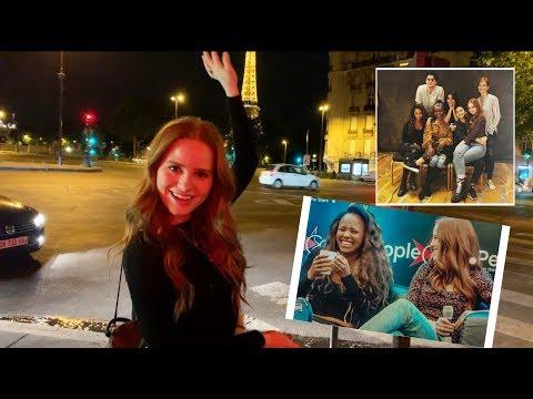 The Riverdale Cast In Paris | Madelaine Petsch