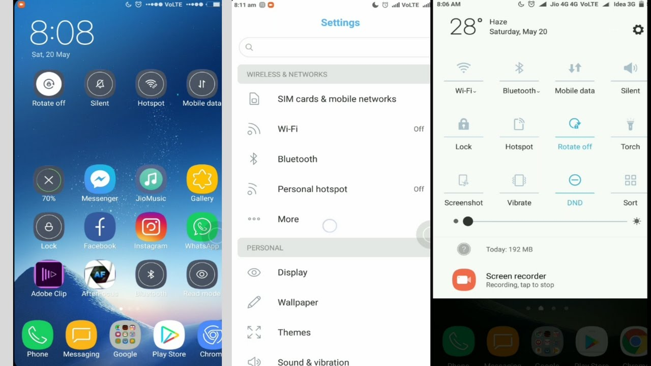 Theme For Xiaomi Redmi Note 4 For Android: For All Xiaomi Mobile Phones Running MIUI