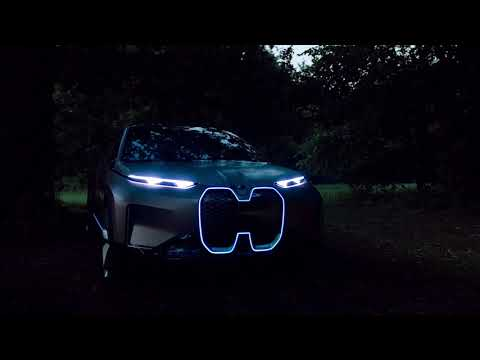The BMW Vision iNEXT. Light Design.