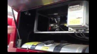 9. 유압발전기 및 안전매트리프트 수동조작법