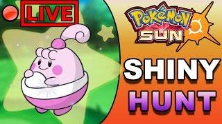 live dual shiny hunt munchlax luxio gen 4 s m oras