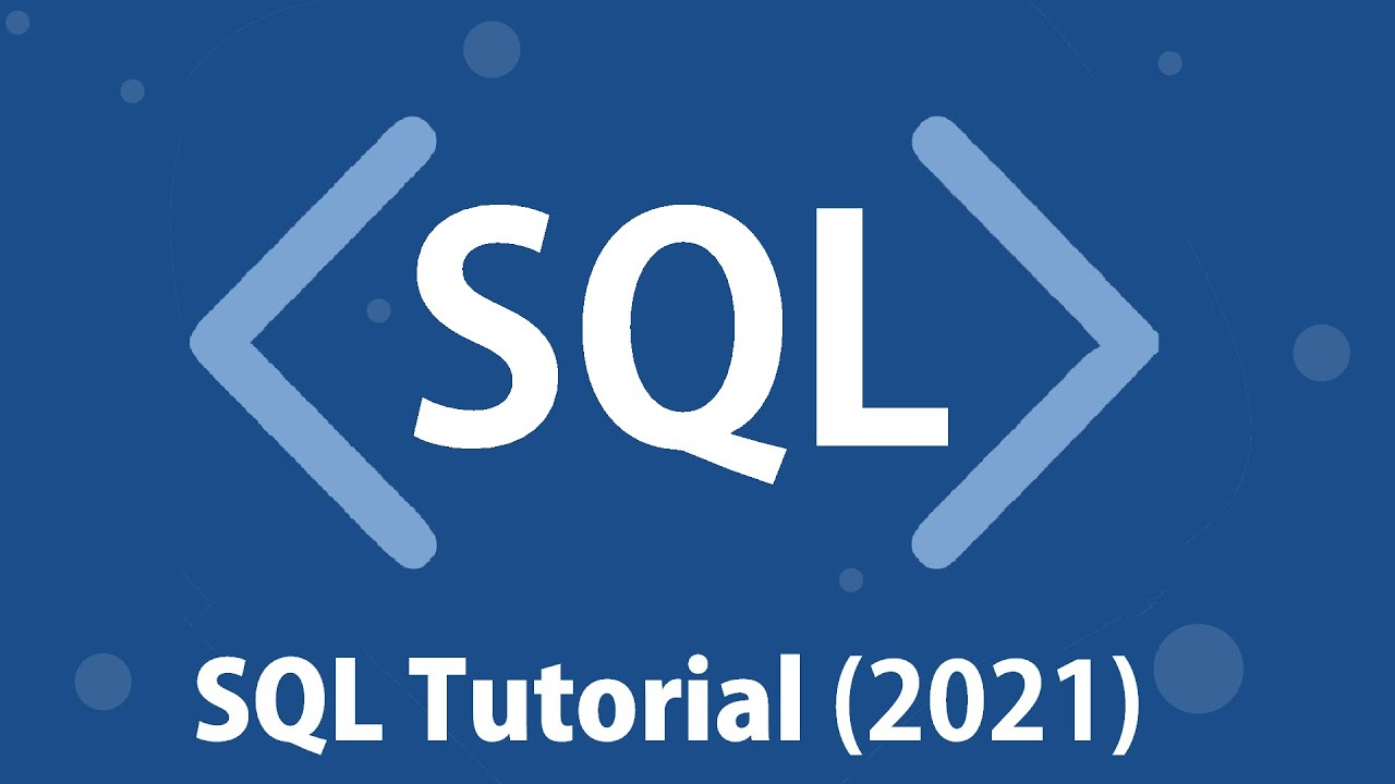 Advance SQL Tutorial for Beginners - Full  Course