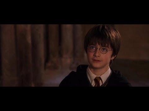 Фильм Гарри Поттер и философский камень за минуту