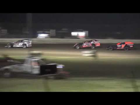 Modified Heat 1 Lafayette County Speedway 9/15/18