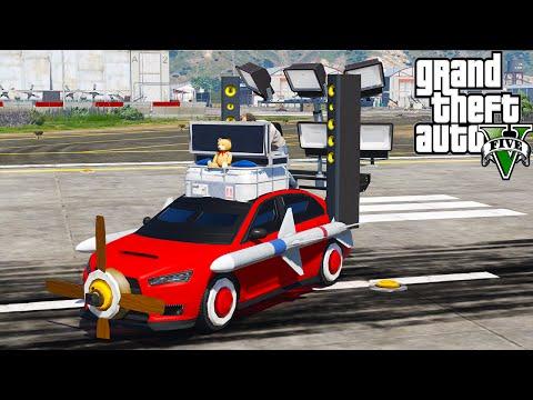 Je crée la voiture de vos rêves #4 GTA V Pc Mod
