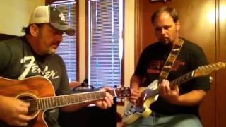 Mr. Weatherman ( hank jr. ) guitar cover