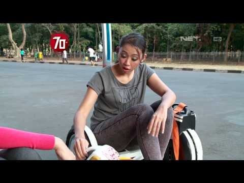 Komunitas Air Wheel Di Jakarta - NET24
