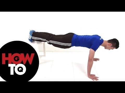 4招!教你練出冰塊盒結實腹肌 | GQ瀟灑男人網