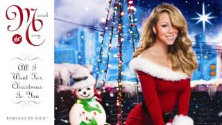 Mariah Carey – All I Want For Christmas Is You (Deluxe Extended Mix)