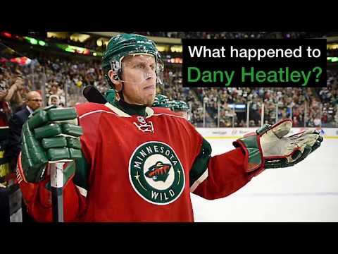 What happened to Dany Heatley