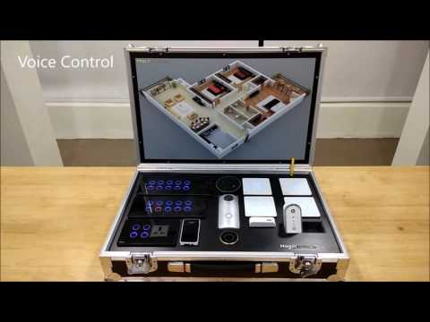 Z-Wave Hogar Controls Demo Kit for Installer by Z-Wave India
