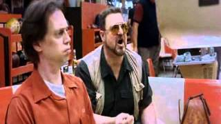 Rug really tied the room together - Big Lebowski
