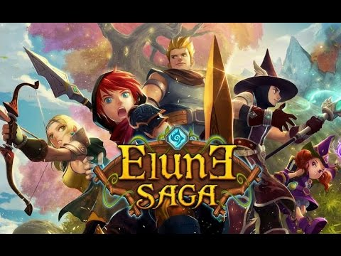 Elune Saga/Сага об Элюнах - Роскошная РПГ на Android