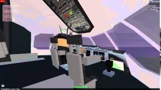ROBLOX | Airbus A380-800 Flight Testing (2014)