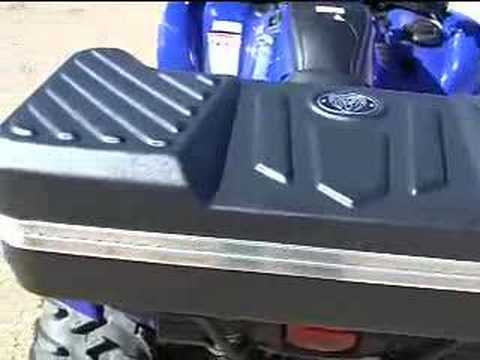 Yamaha Grizzly Cargo Box