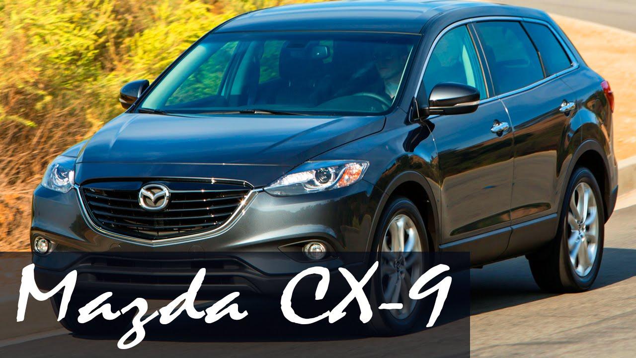 2014 Mazda CX 9 Review: Classic 2WD Specs, Prices Of 2014 Mazda CX 9