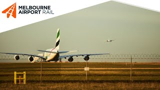 Melbourne Airport Rail Link