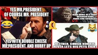 Best Chuck Norris Jokes And Memes | Funny Compilation 😂