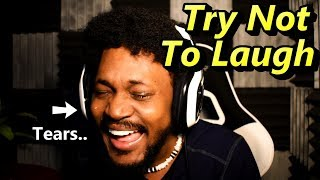 Try Not To Laugh Challenge #4 (So many tears fam...)