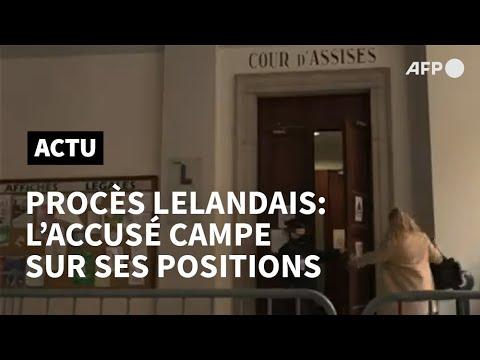 Procès Lelandais: l'accusé campe sur sa version des faits   AFP
