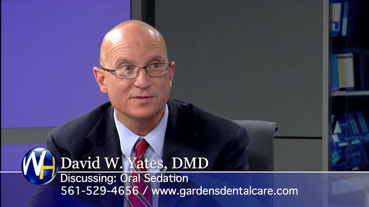 Oral Sedation With Palm Beach Gardens Fl Dentist David Yates Youtube