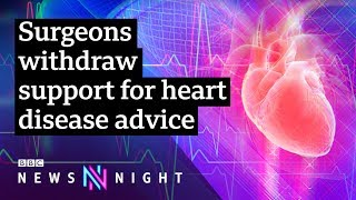 Baixar European guidelines on heart disease under review - BBC Newsnight