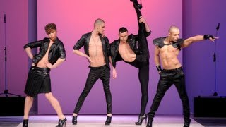Kazaky at Anouki Bicholla Fall 2011/12 UFW