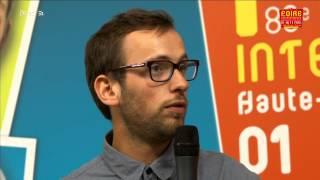 Johann Baisamy et Benjamin Daviet (JO Sotchi 2014) - Foire Internationale 2014
