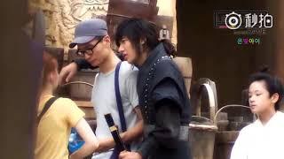 Фан-видео Ли Мин Хо съемки дорамы Вера