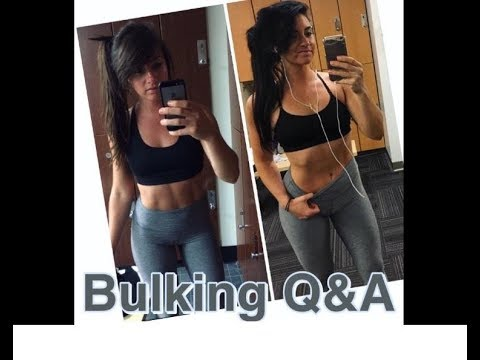 Bulking Q&A: My Tips