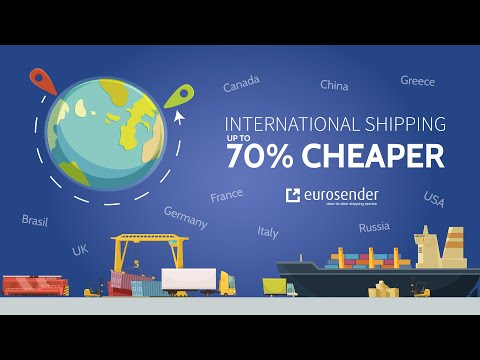 International shipping terms | Shipping services online | Fr