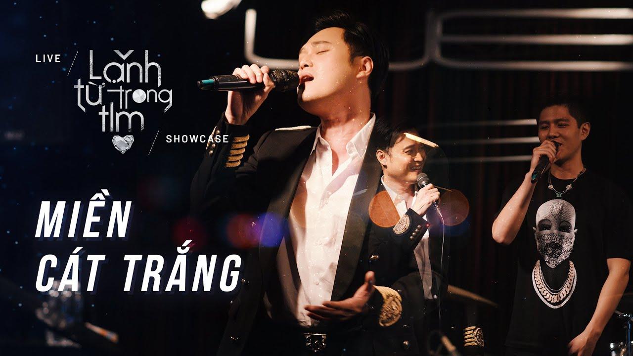 Miền Cát Trắng - Quang Vinh   Live   Lạnh Từ Trong Tim Showcase - YouTube