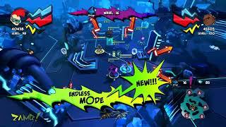 ZAMB! Endless Extermination — обзор игры
