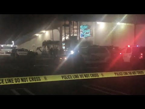 Three dead, four injured in California bowling alley shooting: Police