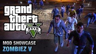 GTA 5 PC -  ZombieZ V [Mod Showcase]